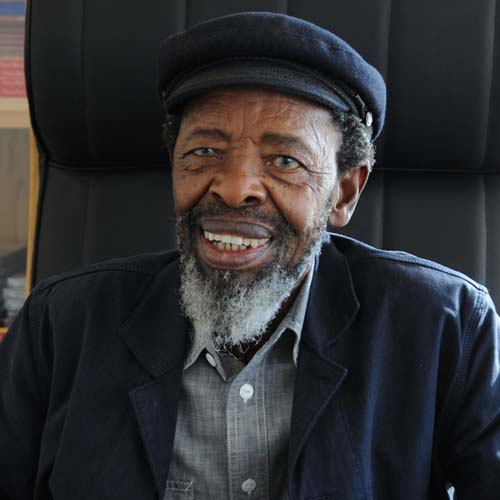 Prof. Keorapetse Willie Kgositsile (now late)