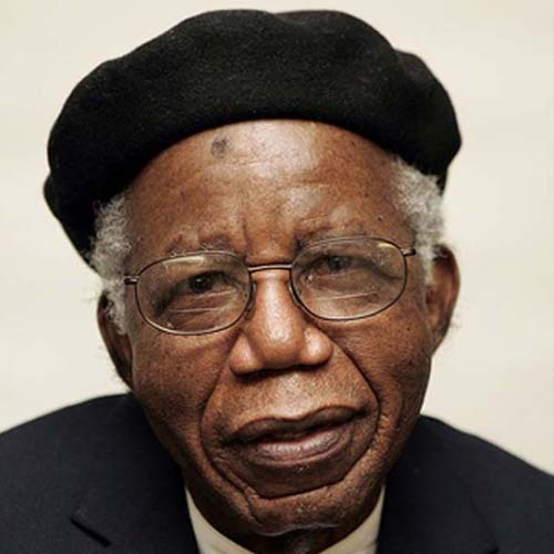 Prof. Chinua Achebe (now late)